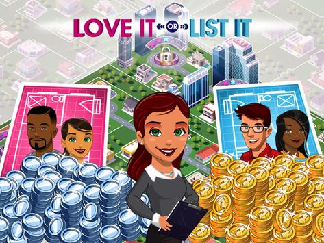 Love It or List It The Game screenshot 5