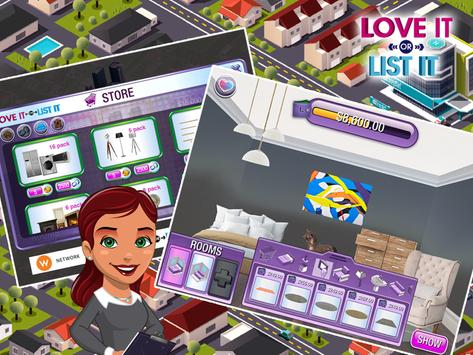 Love It or List It The Game screenshot 6