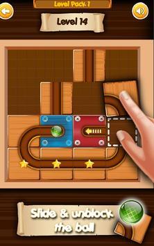 Slide Ball & Unblock screenshot 2