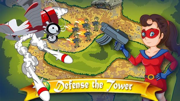 Tower Crush Defense poster