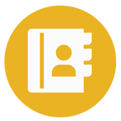 Yellow Directory icon