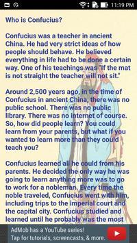 Confucius Sayings screenshot 6