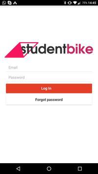 Student-Bike poster