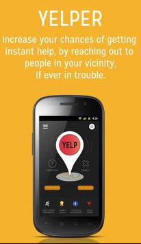 YelpOut - Help When It Matters poster