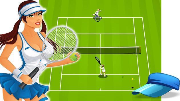 Super Tennis Master Game Poster