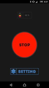 Call & SMS Alert Flashlight screenshot 1