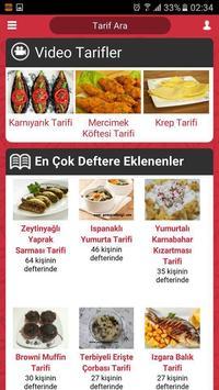 Yemeğin Tarifi poster