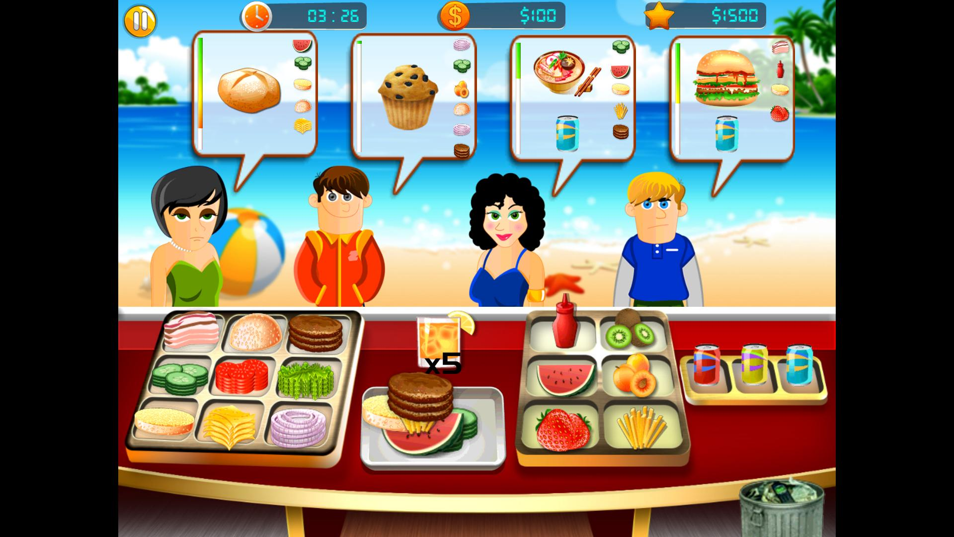 Cooking Games for Girls for Android - APK Download