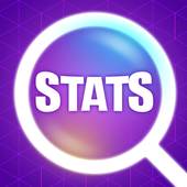 Stats Tracker for Fortnite - Dances Emotes アイコン