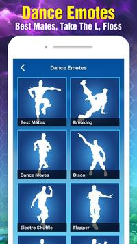 Stats Tracker for Fortnite - Dances Emotes スクリーンショット 2
