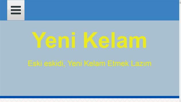Yenikelam poster