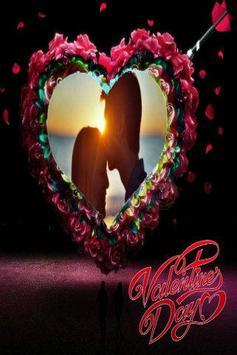 Valentine's Day Frames & Cards poster