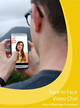Free Dadoo Facetime Video Calling & Messenger screenshot 1