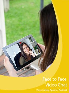 Free Dadoo Facetime Video Calling & Messenger screenshot 2
