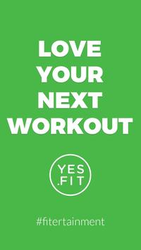 Yes.Fit poster