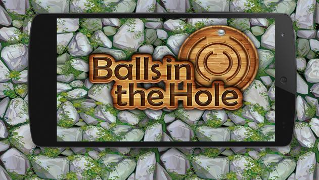 Balls in the Hole apk screenshot