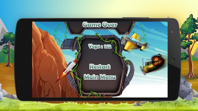 Parajumper Shooting Game screenshot 5