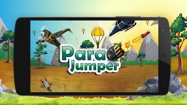 Parajumper Shooting Game screenshot 6