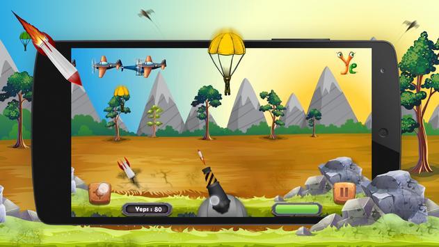 Parajumper Shooting Game screenshot 8