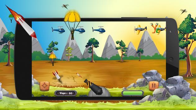 Parajumper Shooting Game screenshot 9
