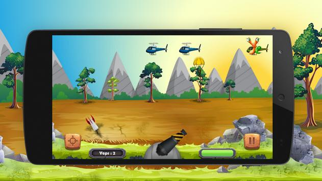 Parajumper Shooting Game screenshot 1