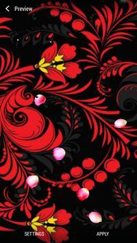 HD Flower Live Wallpaper screenshot 2