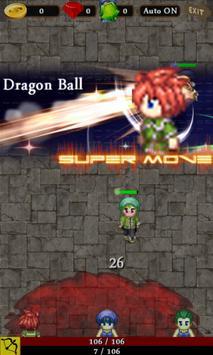 Pixel Fallout RPG apk screenshot