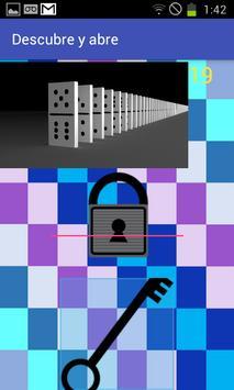 Descubre y Abre apk screenshot