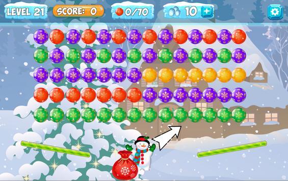 Christmas and balls screenshot 1