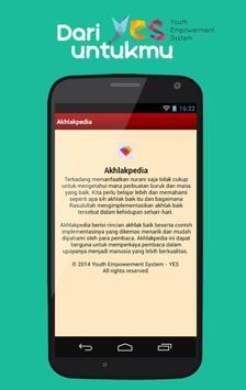 Akhlakpedia screenshot 3