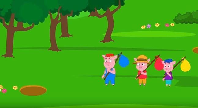 Tres Porquinhos Historia Completa Desenho Animado For