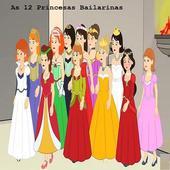 As 12 Princesas Bailarinas icon