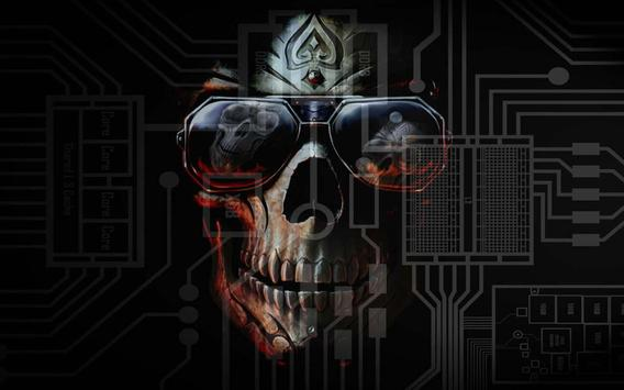 3d horror skull hd wallpapers apk download free personalization 3d horror skull hd wallpapers apk screenshot voltagebd Image collections