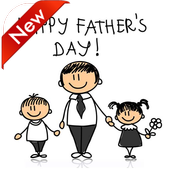 Wishes for Fathers Day icon