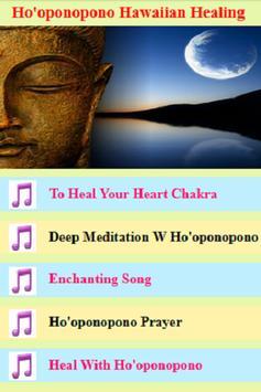 Ho'oponopono Healing Mantras poster