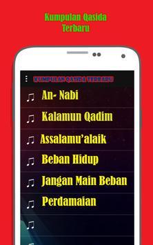 Kumpulan Qasida Terbaru apk screenshot