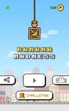 Banana Madness poster