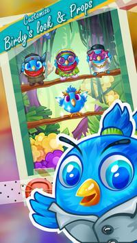 Fancy Bird - Arcade Brain Game HD screenshot 1