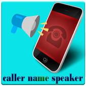 Caller Name Announcer – Talker icon