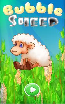Bubble Sheep Pop poster