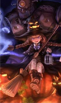 Halloween 2018 Anime screenshot 3