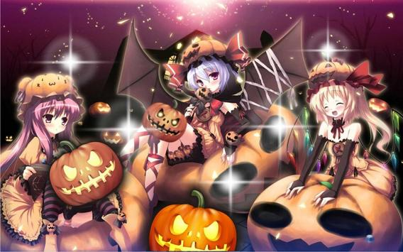 Halloween 2018 Anime screenshot 6