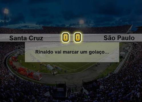 Santa Cruz Futebol Manager apk screenshot