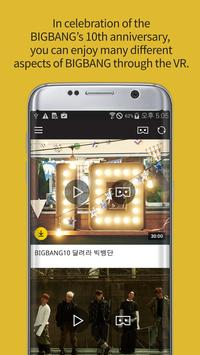 BIGBANG10 Lite -  VR Cardboard apk screenshot