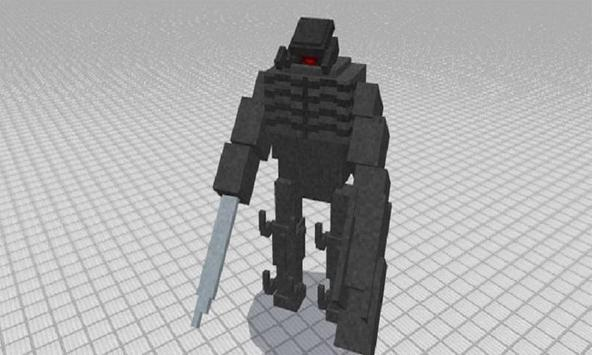 Transformermod For MCPE apk screenshot