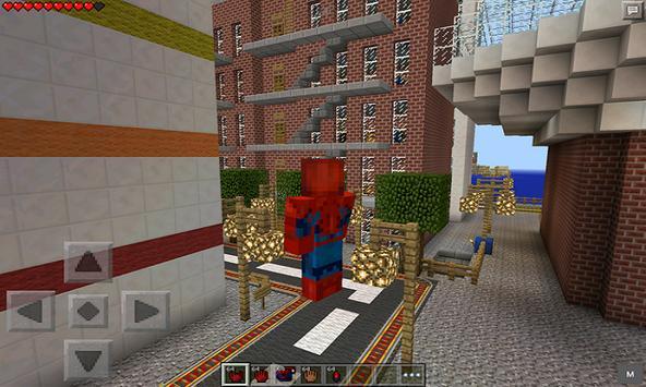 Spider Heroes Mod apk screenshot