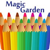 Download Game android intelektual Magic Garden : Color Secret APK hot