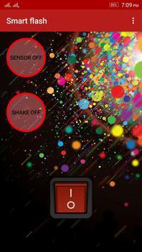 Magic flash light poster