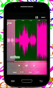Ringtone Cutter MP3 apk screenshot