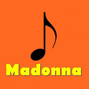 Hits Madonna Bitch lyrics poster
